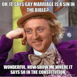 lawnotreligion