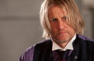 woody harrelson hunger games