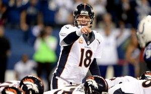 NFL: Denver Broncos at Indianapolis Colts