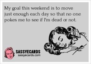 lazyweekend